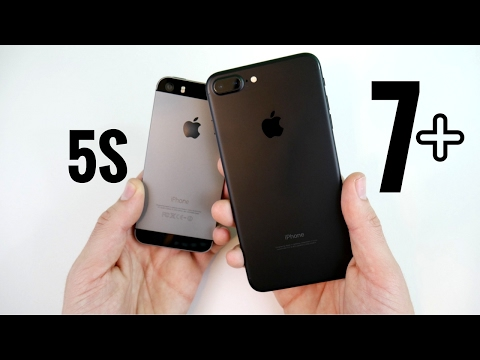 iphone 7 vs 7 plus