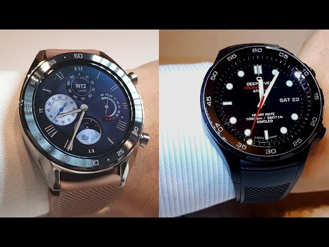 huawei watch 2 sport vs classic