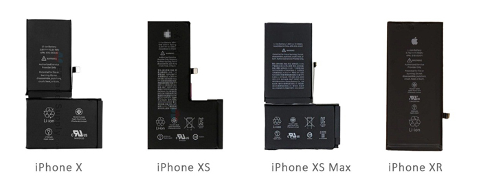 iphone x vs xr vs xs