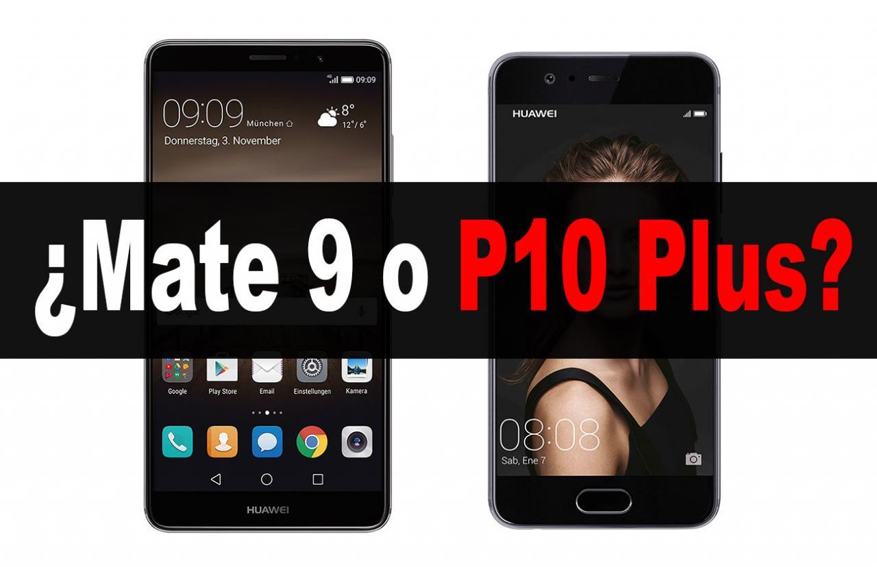 huawei mate 9 vs mate 10