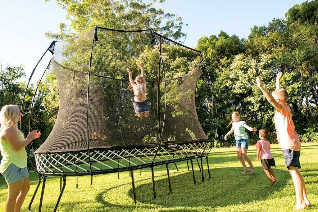 A Few Tips To Help Maintain That Trampoline